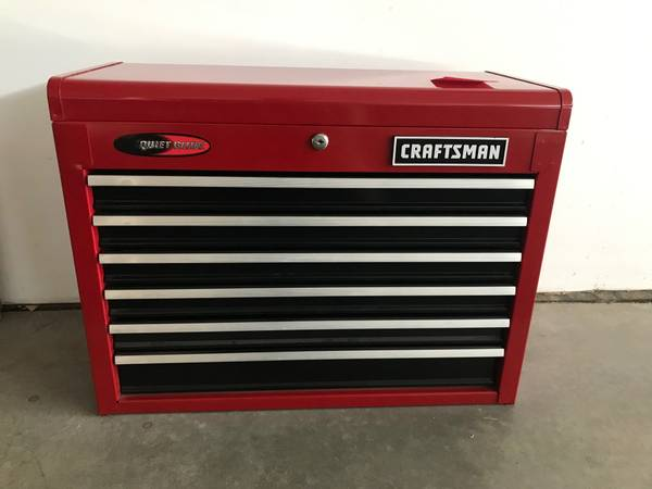 Photo Craftsman Tool Chest - $75 (Fort Collins)