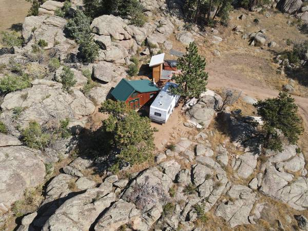 Photo Custom Built Cabin For Sale (Livermore)