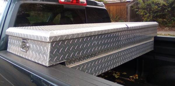Photo Delta truck tool box , small - $100 (Old Town Ft Collins)