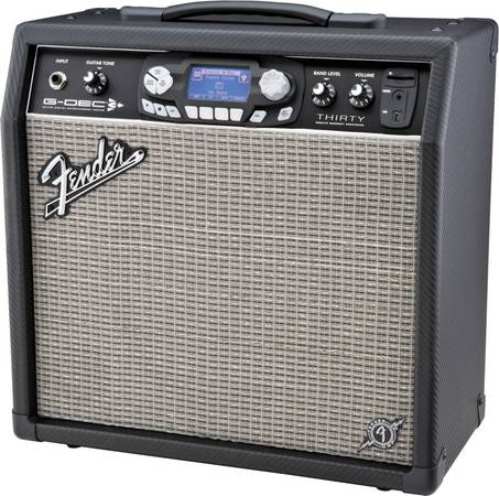 Photo Fender G-DEC 3 Thirty 30-watt Guitar Amplifier - $350 (Drake  Sheilds)
