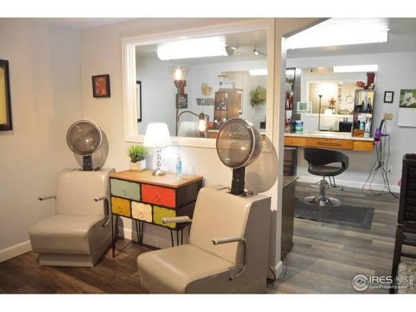 Photo Hair Salon or Office Condo For Sale - $80,000 (Greeley, CO)