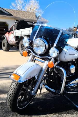 Photo Harley Davidson Road King Police Edition 2000 - $4,250 (Greeley)