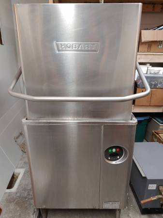 Photo Hobart Commercial Dishwasher Hot Water AM15 - $800 (Fort Collins)