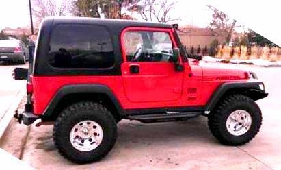 Photo JEEP PARTS- Wrangler TJ JL JK LJ YJ CJ PARTS HARDTOPS  DOORS  More - $1 ((Denver-metro  CO statewide))