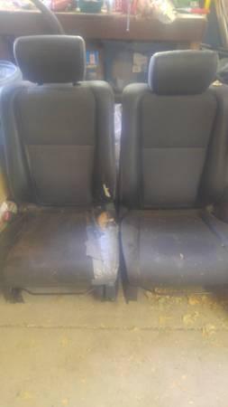 Photo Last Chance Free Honda Element Seats (Laporte)