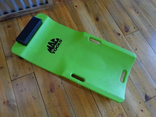Photo Mac Tools Creeper Green Really Nice - $65 (Loveland)