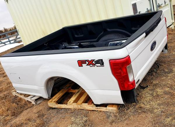 Photo NEW Ford Truck Bed with liner 2017, 2018, 2019 F250 F350 - $1,200 (Nunn)