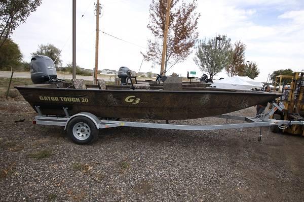Photo New 2020 Yamaha G3 20 CCJ LW Duck Boat - $33613 (Berthoud, Colorado)