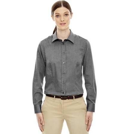 Photo North End Ladies SS Maldon Oxford Shirt - $22 (La Salle)