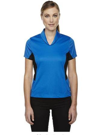 Photo North End Sport Blue Rotate Ladies39 Utk Cool.Logik And Quick Dry Polo - $10 (la salle)