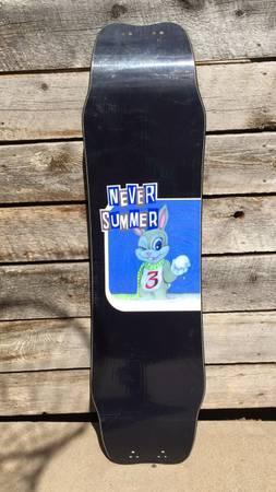 Photo Rare Never Summer MBS MTN board - $250