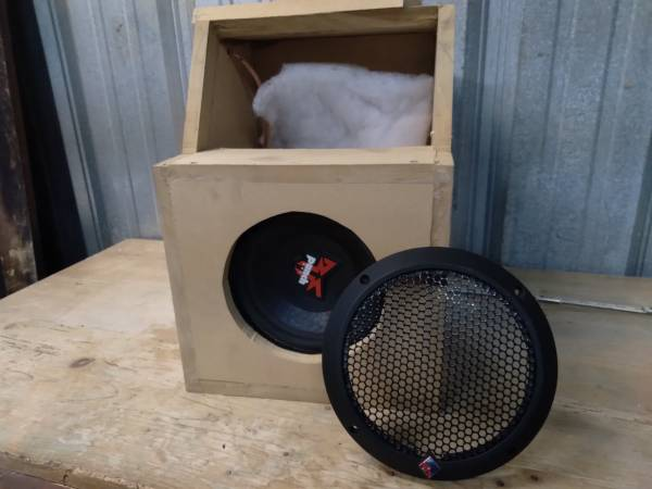 Photo Rockford fosgate punch 8 inch sun subwoofer - $40 (Fort Collins)