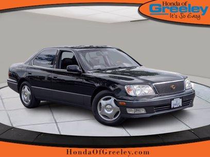 Photo Used 2000 Lexus LS 400  for sale