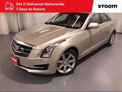 Photo Used 2015 Cadillac ATS 2.0T Luxury Sedan for sale