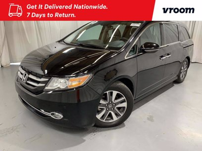 Photo Used 2016 Honda Odyssey Touring for sale