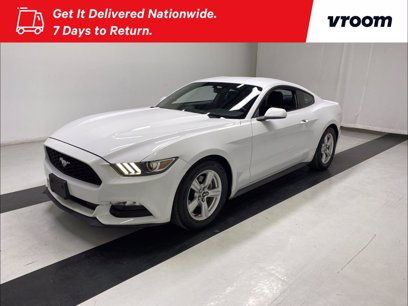 Photo Used 2017 Ford Mustang Coupe for sale