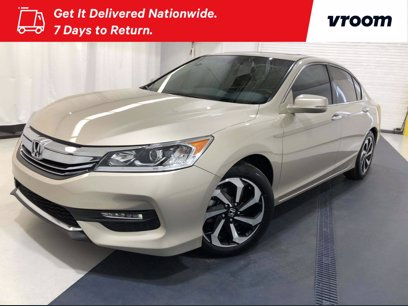 Photo Used 2017 Honda Accord EX-L V6 for sale