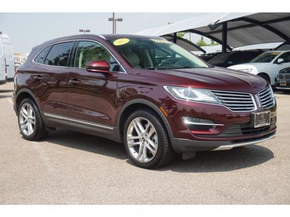 Photo Used 2017 Lincoln MKC Reserve for sale
