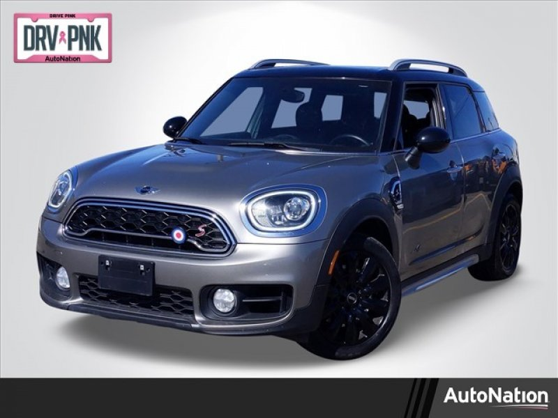 Photo Used 2017 MINI Cooper Countryman S ALL4 for sale