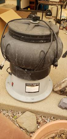 Photo Vibratory Tumbler  Polishing Bowl - $80 (Berthoud)