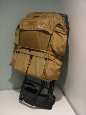Photo Vintage Coleman Peak1 backpack External Frame - $50 (SE Fort Collins)