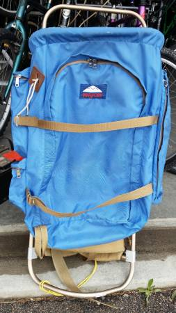 Photo Vintage Jansport K2 Hipwing External Frame Backpack. - $45 (Greeley)