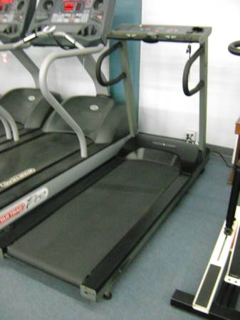 Photo Vision Fitness Treadmill - $500 (Fort Collins)