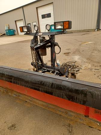 Photo Western snow plow - $2,500 (FORT COLLINS)