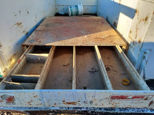 Photo Whether Guard Packrat tool Box -- Or Best Offer - $400 (Greeley)