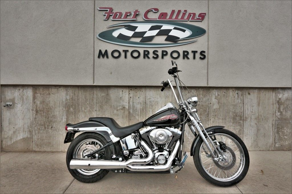 Photo 2004 Harley-Davidsonxc2xae FXSTS - Springer Softailxc2xae