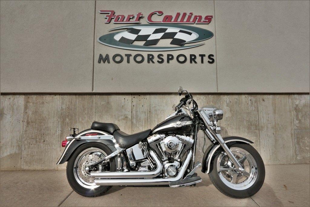Photo 2003 Harley-Davidsonxc2xae FLSTF - Fat Boyxc2xae