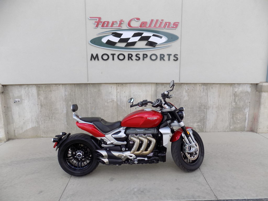 Photo Used 2020 Triumph Standard Motorcycle  $19997