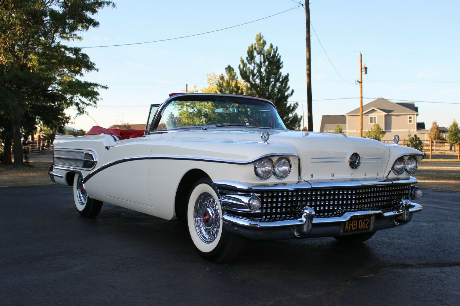 Photo 1958 Buick Special Convertible