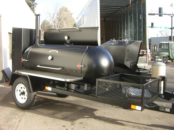 Photo smoker, Meadow Creek Smokers, meat smoker, BBQ, pig roaster (Loveland)