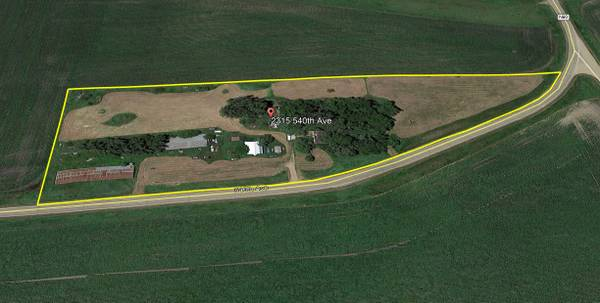 Photo 10.22- acres Land Auction - Emmet County, IA (Ringsted)