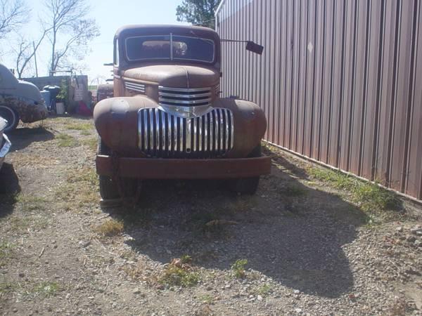Photo 1946 Chevy Fire Truck - $5,500 (Pella,Iowa)