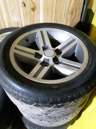 Photo 1985 1986 1987 Camaro IROC-Z REAR Wheels - $150 (Rockwell City)