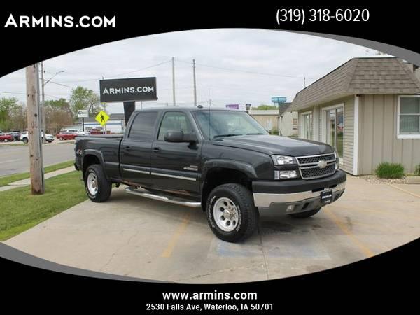 Photo 2005 Chevrolet Silverado 2500 HD Crew Cab - $12500