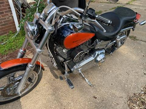 Photo 2009 Dyna Low Rider - $8,750 (Des Moines)
