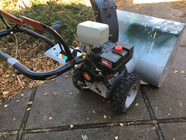 Photo 2- snow blowers for sale - $200 (Fort dodge)