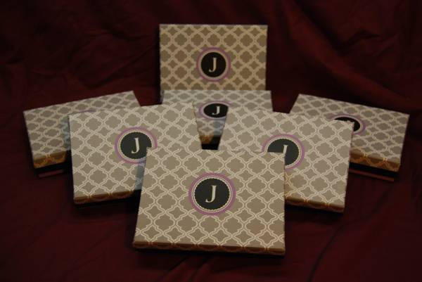 Photo Letter J Cards and Envelopes - $2 (Moorland)