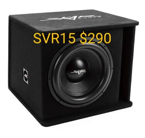 Photo Skar Audio Dealer subs s etc (West Des Moines)
