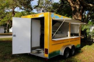 Photo The 2011 Fast Food Trailer..Excellent Mechanical Condition - $800 (sioux city)