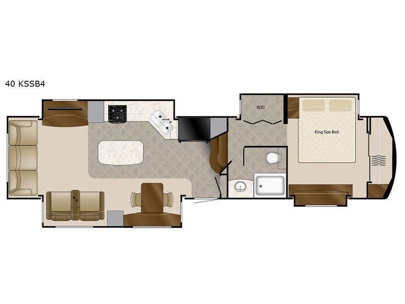 Photo 2021 DRV LUXURY SUITES Mobile Suites 40KSSB4 $147092