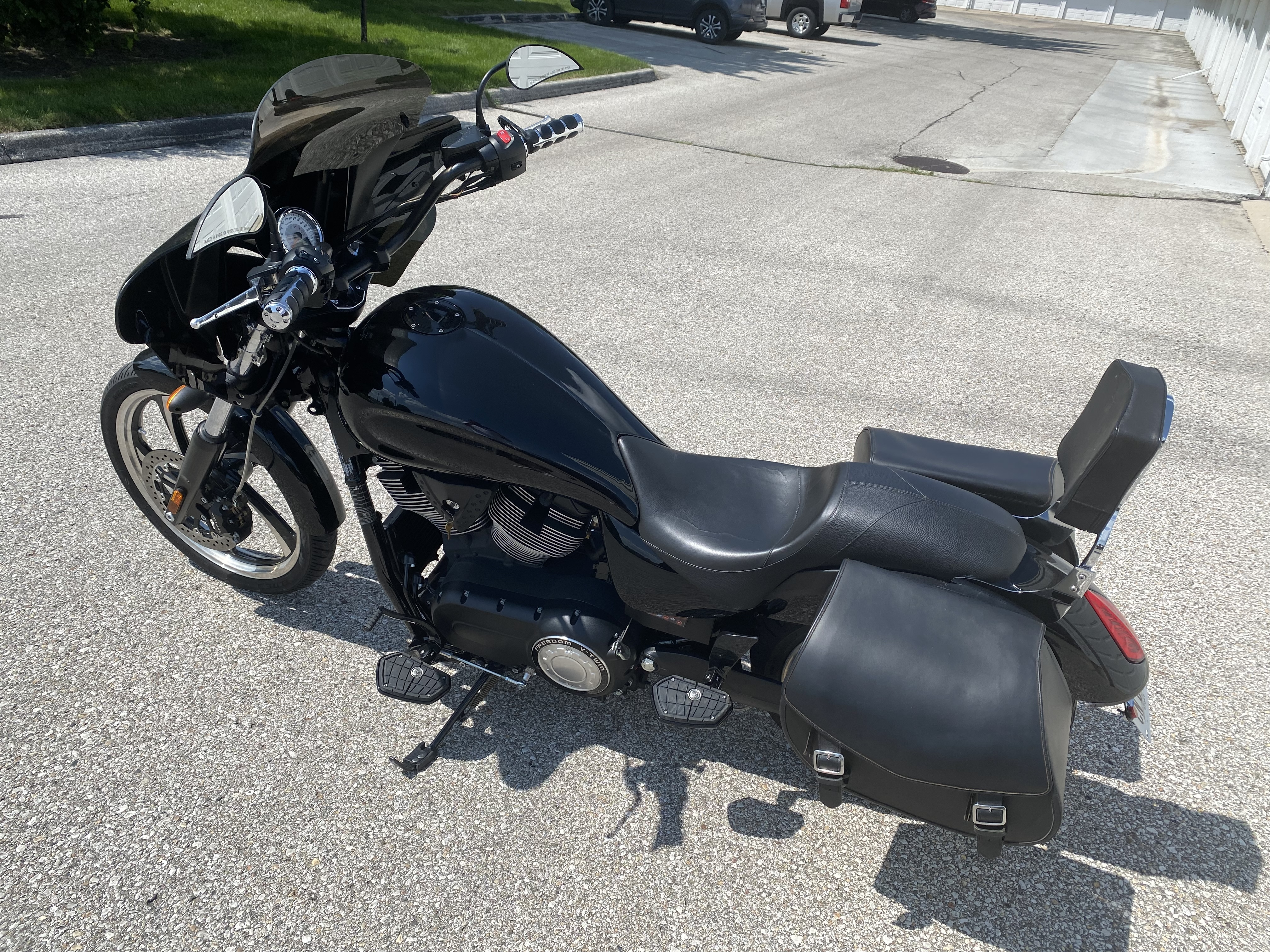 Photo Used 2014 Victory Standard Motorcycle  $9500