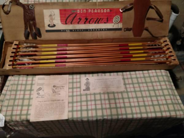 Photo arrows - $40 (Webster City)