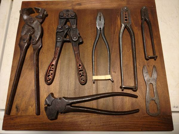 Photo rare vintage tools klein and others - $35 (Webster City)