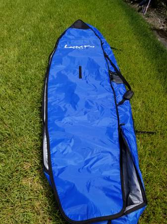 Photo 1239 Ft. Paddle Board Transport Carry Cover  Bag - $30 (Cape Coral)