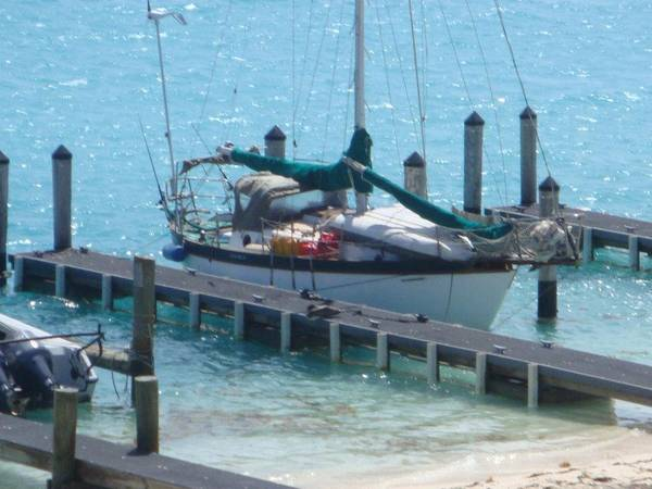 Photo 1975 Westsail 28 Sailboat Cutter Rigged - $21,500 (Cape Coral)