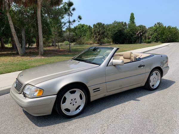 Photo 1997 Mercedes SL 320.......ONLY 74k miles - $5900 (Osprey)